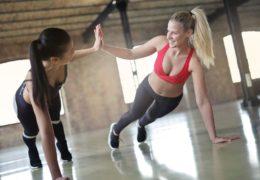 Rozbudowa mięśni klatki piersiowej