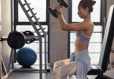 Booster azotu – tworzymy mięśnie