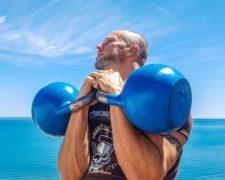 Hamowanie rozpadu mięśni