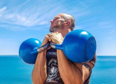 Staki keratynowe i napompowane mięśnie