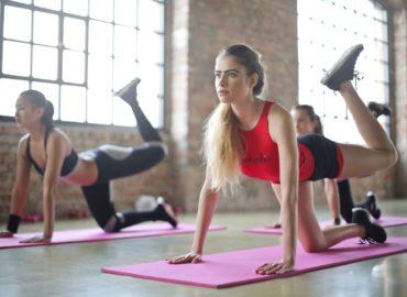 Wzmacnianie mięśni w domu